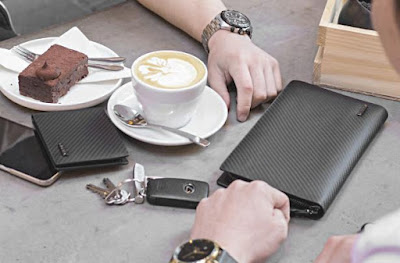 Carbon Travel Wallet