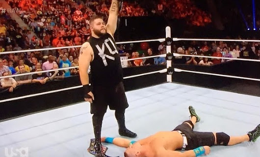 Raw Talking Points Featuring The Debut Of Kevin Owens On Raw