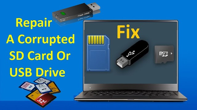 Repair Corrupted Memory Card-How To Repair Damaged SD Card New Method 2018 - 2019