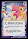 My Little Pony Hearts Strong as Horses High Magic CCG Card