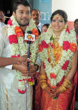 Malayalam Actors Wedding