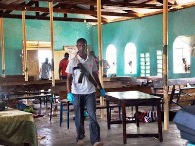 Atentado con granadas contra iglesias cristianas en Kenia