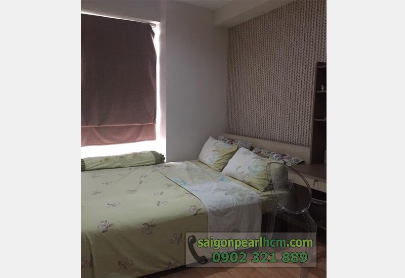 bán căn hộ Saigon Pearl tầng 3 view sông - phòng ngủ 1