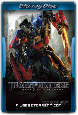 Transformers O Lado Oculto da Lua Torrent 2011 1080p BluRay Dublado