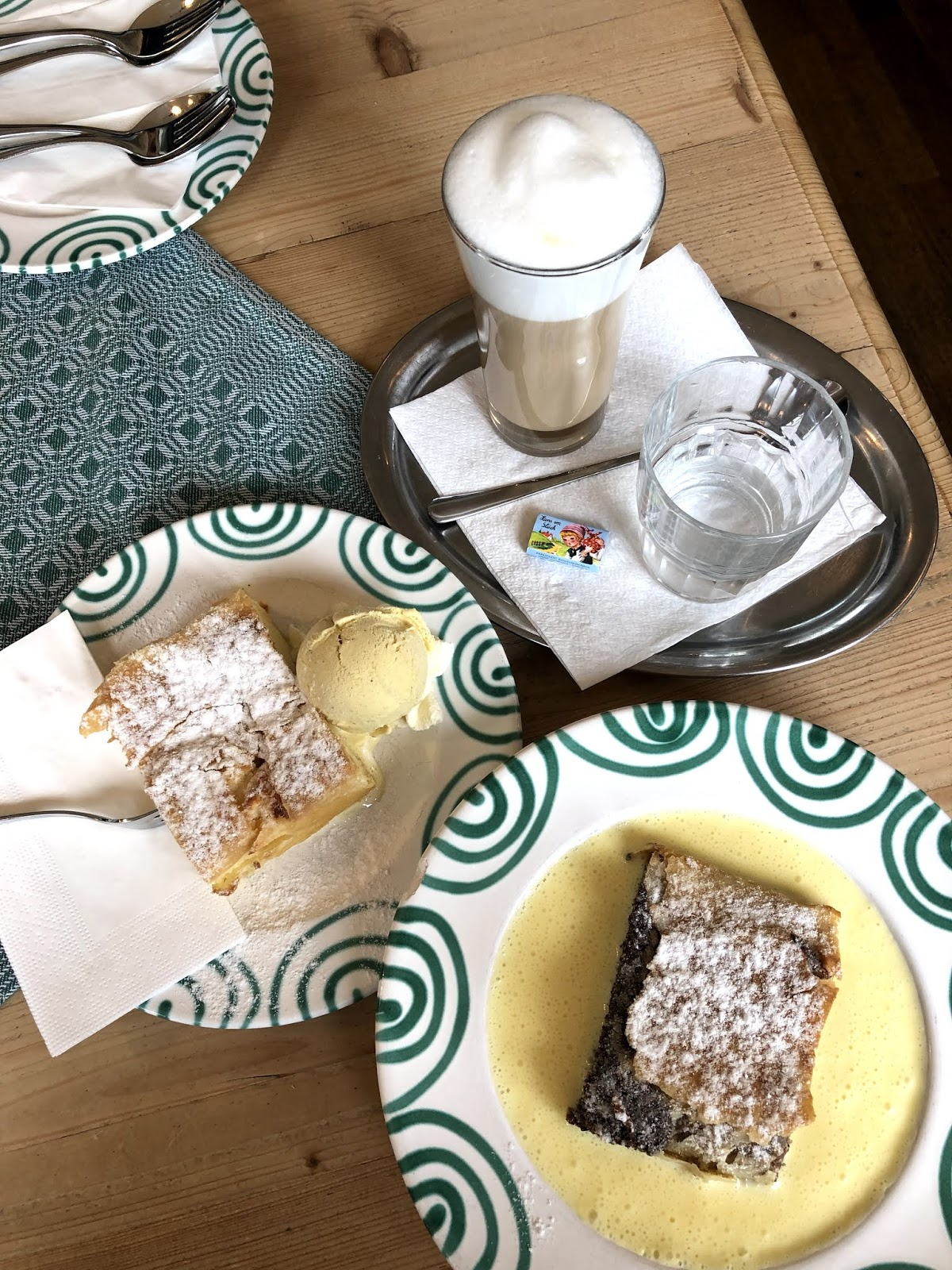 Salzburg Itinerary Apple Strudel Salzburg itinerary Food to eat