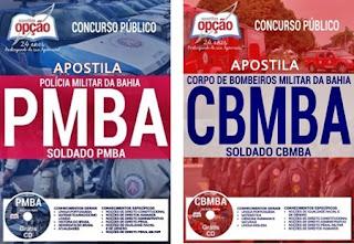 Apostila Concurso PMBA CBMBA 2017