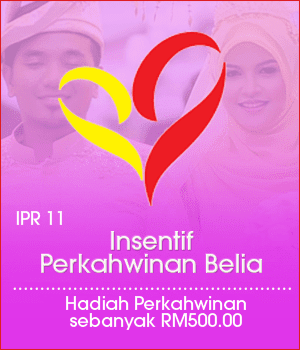insentif perkahwinan belia RM500