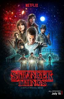 Serie de televisión Stranger Things, de The Duffer Brothers - Cine de Escritor