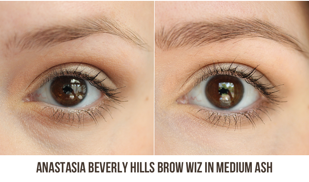 Anastasia Beverly Hills Brow Wiz In Medium Ashmedium Brown Review