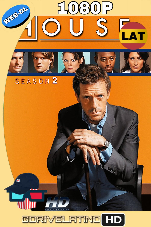Dr. House Temporada 2 (2005) (24/24) WEB-DL 1080p (Latino-Inglés) MKV