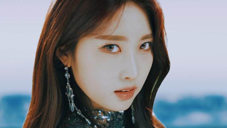 EVERGLOW, DUN DUN, Sihyeon, 4K, #6.254