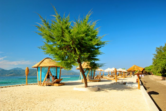 Pantai Pantai Indah di Pulau Lombok
