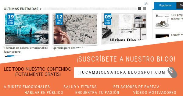 Banner TuCambioEsAhora