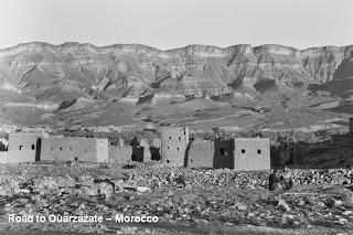 ouarzazate morocco landscape