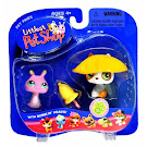 Littlest Pet Shop Pet Pairs German Shepherd (#127) Pet