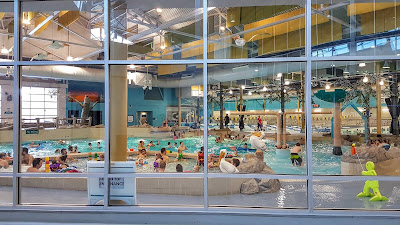 Medicine Hat Family Leisure Centre Aquatic Centre