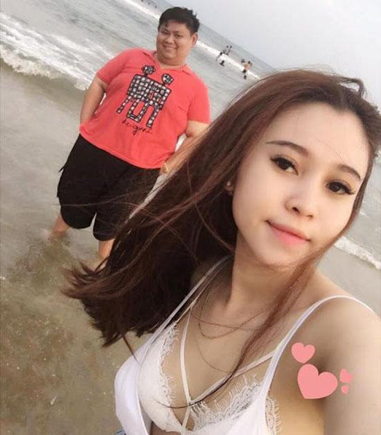 Linh My Nguyen, Gadis Seksi Yang Pilih Pacar Cowok Gendut