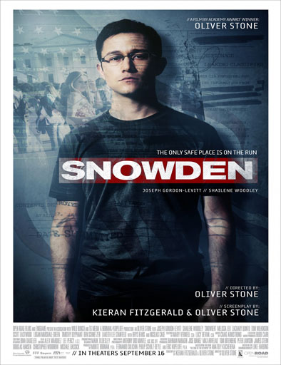 Ver Snowden (2016) Online