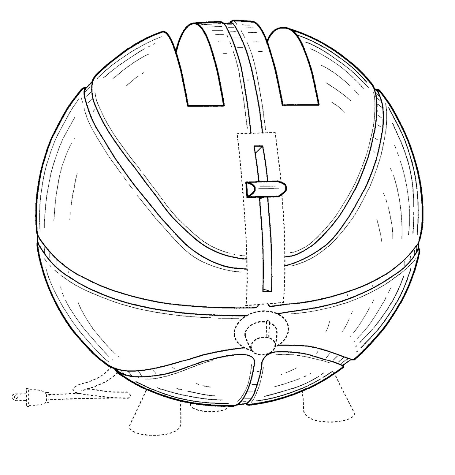 Basketball Toaster