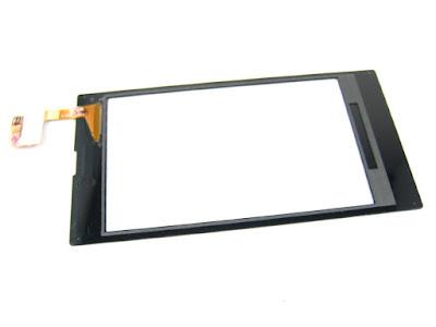 màn hình mặt kính Lumia tuyệt đẹp