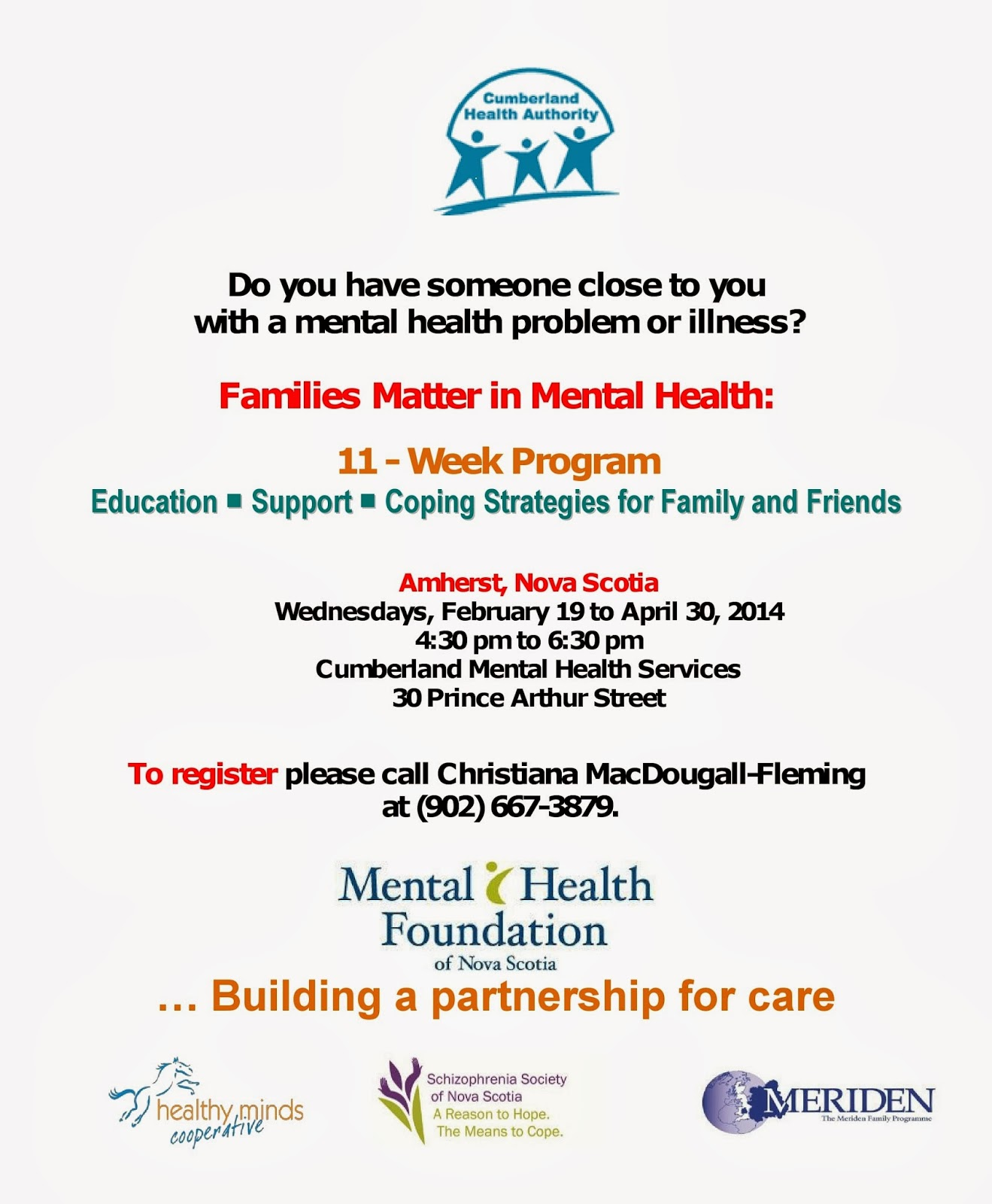 Mental Health Cumberland Mental Health