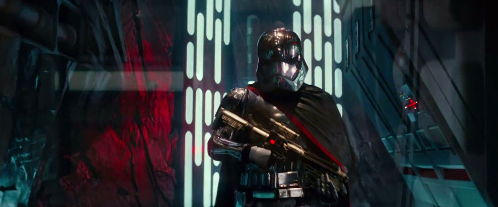 captain phasma force awakens