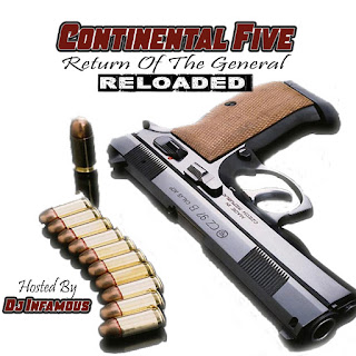 Continental Five - Return Of The General Reloaded