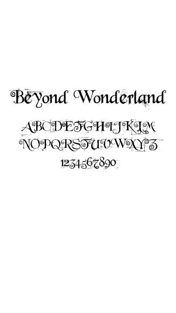 [Font MIUI] BeyondWonderland Unicode MTZ untuk MIUI