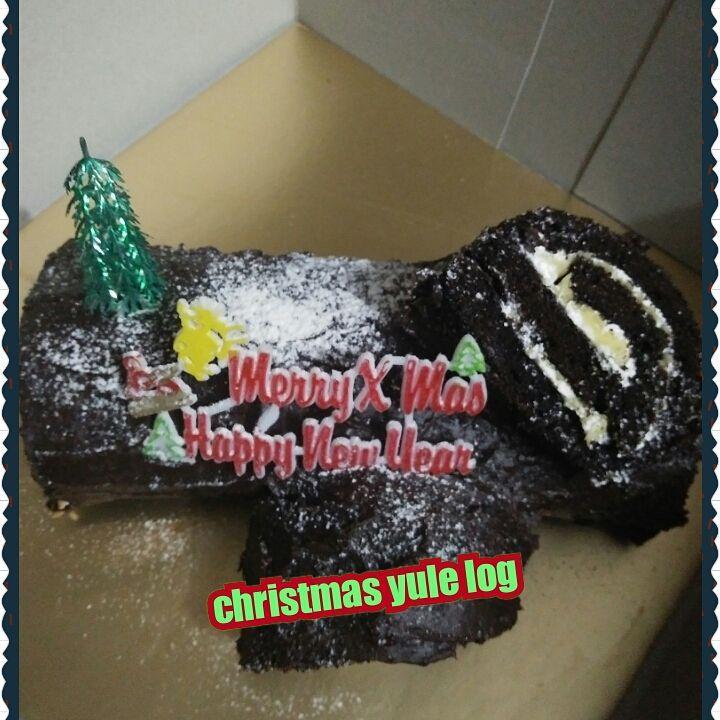 Yule Log Cake Order Online