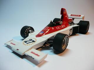 Parnelli VPJ04 - GP France - M rio Andretti 1975 Yanno NEW LINK