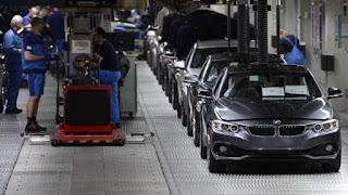 Μεθυσμένοι εργάτες της BMW κάνουν €1 εκατ. ζημιά στην παραγωγή