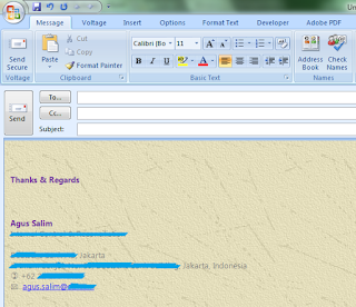 Theme Outlook 2007