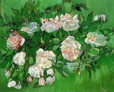 Van Gogh - Les roses