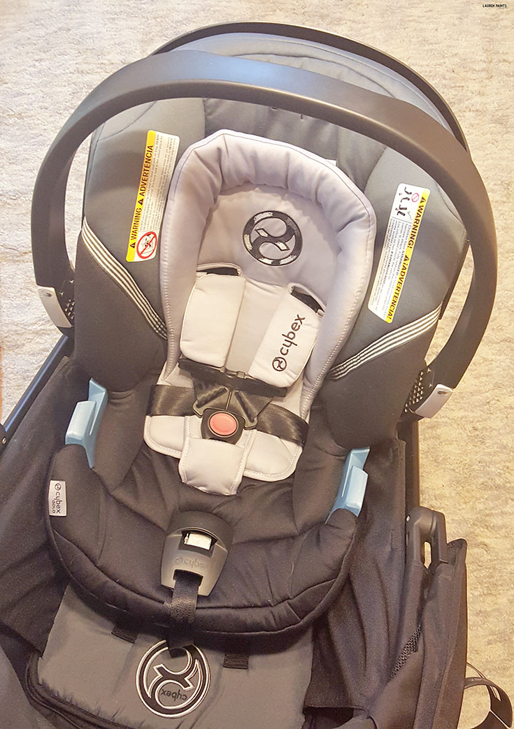 Traveling with little ones is easier than you think! Find out how the CYBEX Agis Travel System can keep your baby stylish and safe on your next adventure...