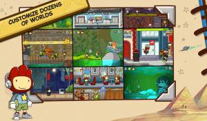 Scribblenauts Unlimited V1.13 MOD Apk + Data