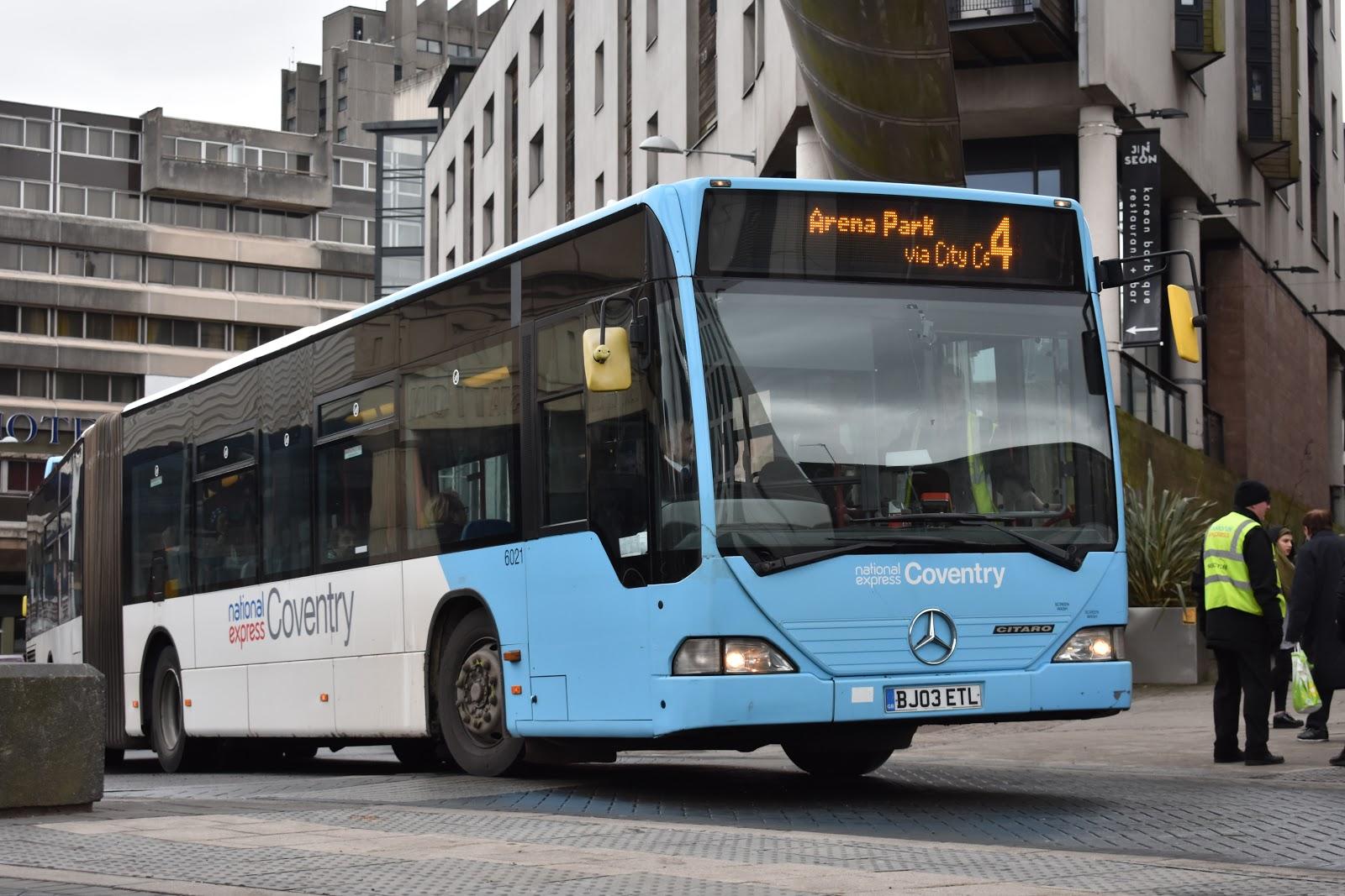 Transportation Spotting In The UK