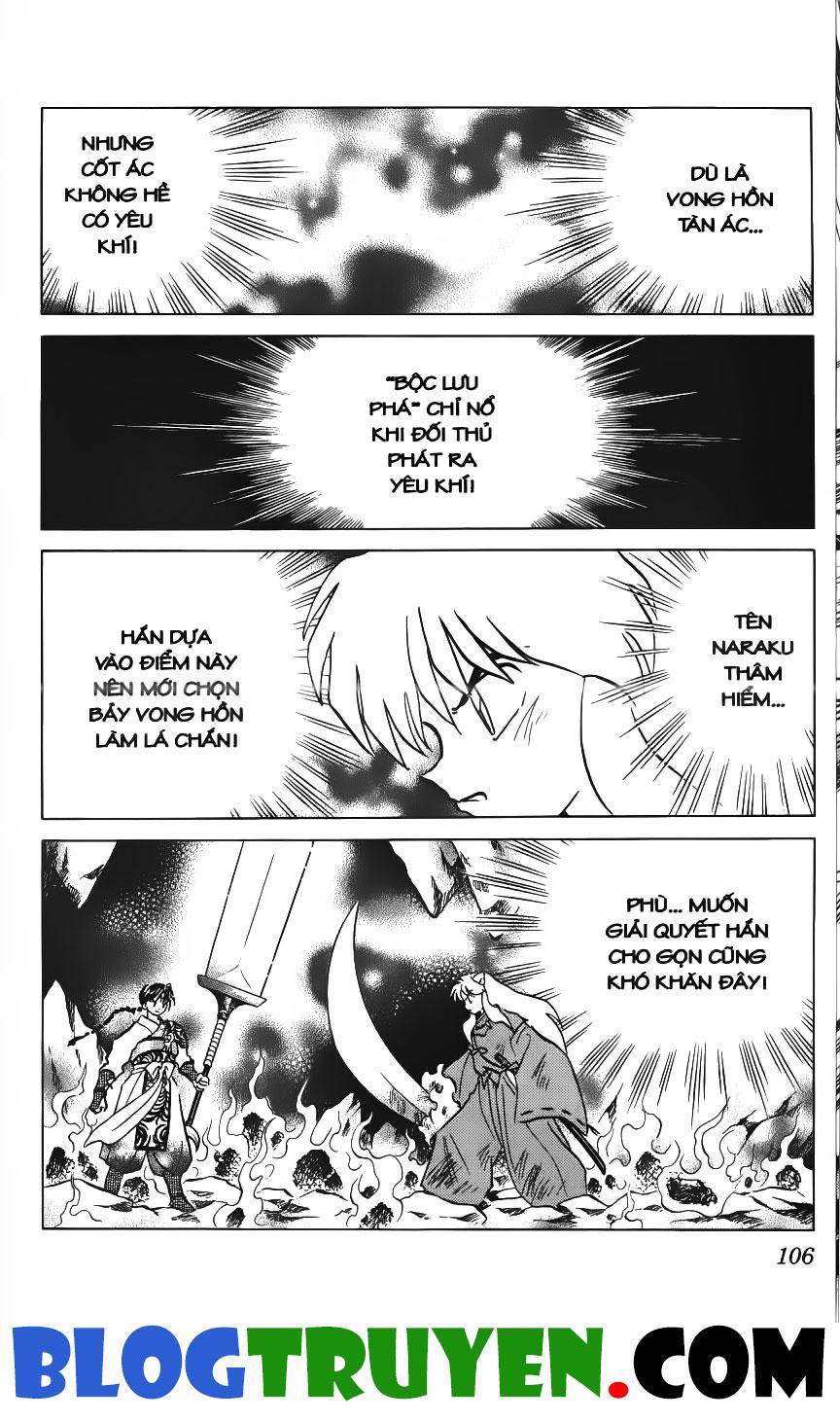 Inuyasha vol 28.6 trang 11