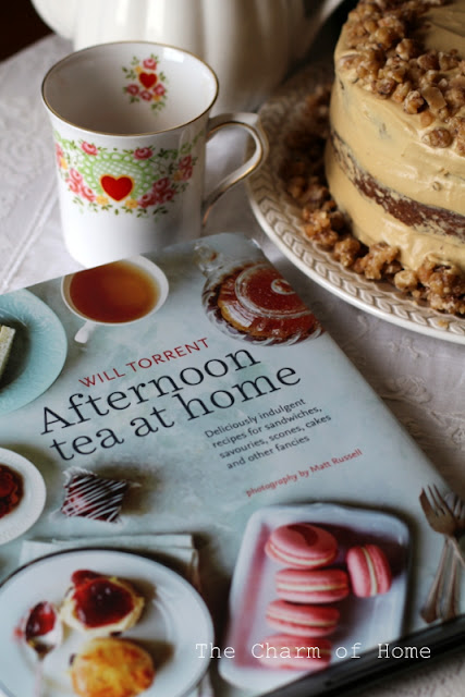Afternoon Tea at Home: Book Review