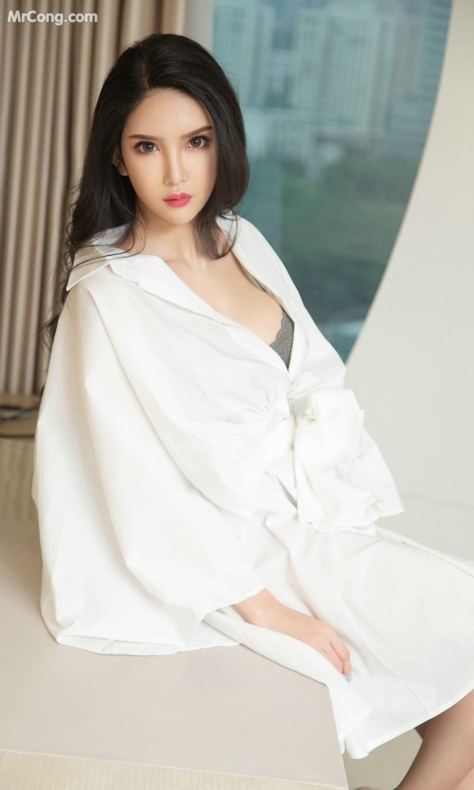 Image UGIRLS-Ai-You-Wu-App-No.1448-Qiu-Qiu-MrCong.com-008 in post UGIRLS – Ai You Wu App No.1448: Qiu Qiu (球球) (34 ảnh)