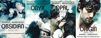 Fantasía juvenil romántica: Saga Lux