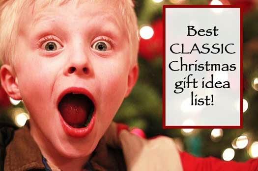 Best Christmas List Idea Blog Post