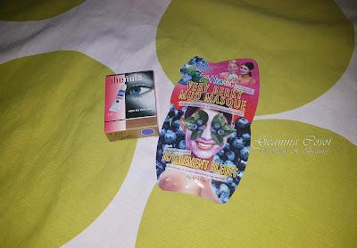 Sorteo ganado en el blog Hermanas de Hambre!cosmetica