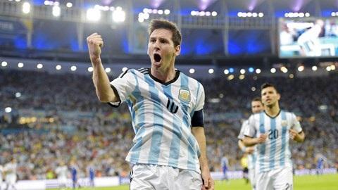 Messi có phong độ thi đấu cao nhất