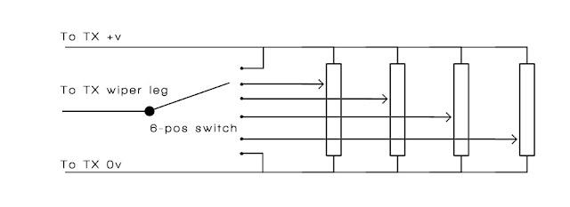 My Favorite Stripper: ArduPilot TX Flight Mode Switch