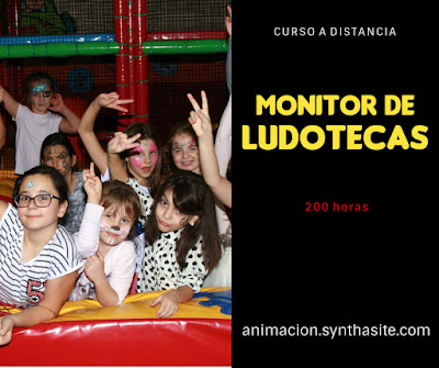imagen cursos monitores de ludotecas
