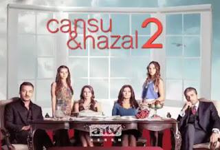Biodata Alina Boz Pemeran Utama Sinetron Cansu Dan Hazal Season 2 ANTV