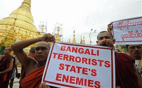 Bengali Terrorist Rohingya