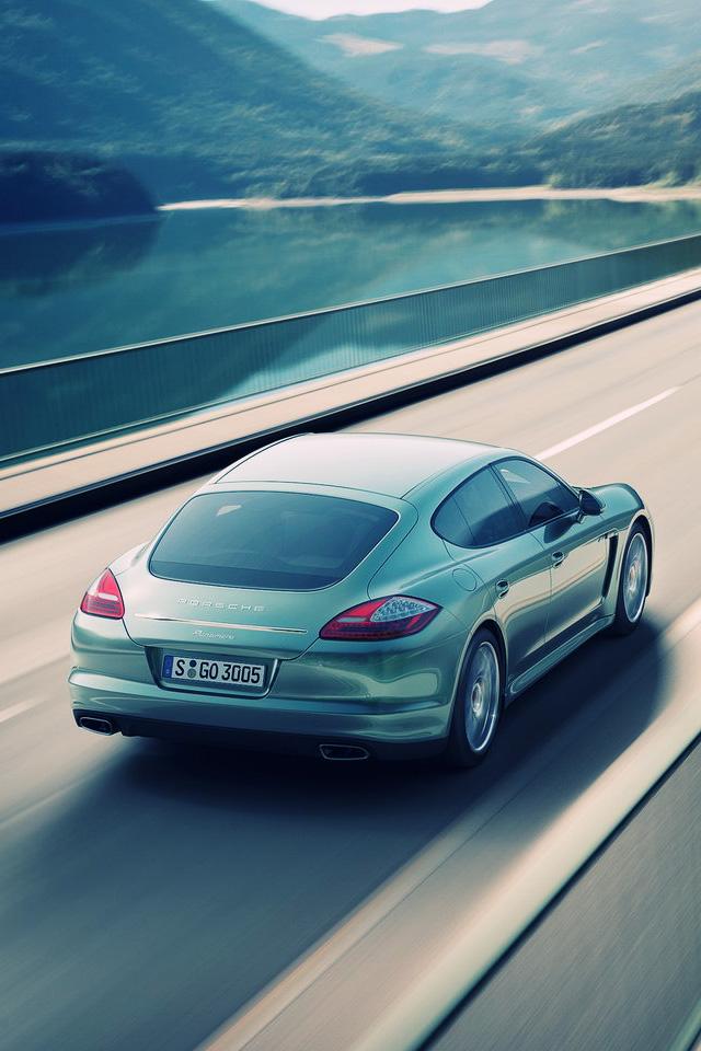 Porsche Panamera Wallpaper Iphone Www Picsbud Com