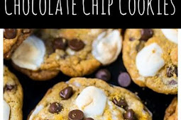 S'mores Chocolate Chip Cookies
