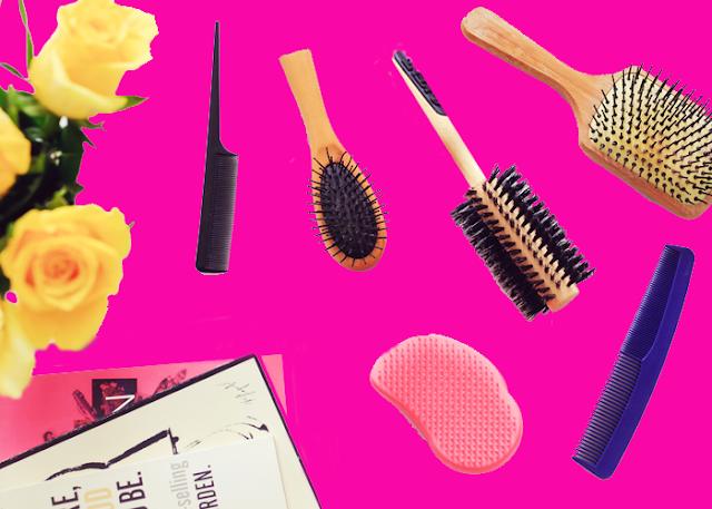 Hair Brush Guide